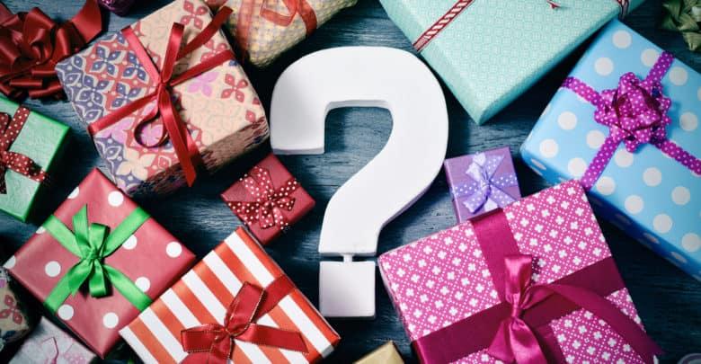 Hvor kommer julegaverne fra ?