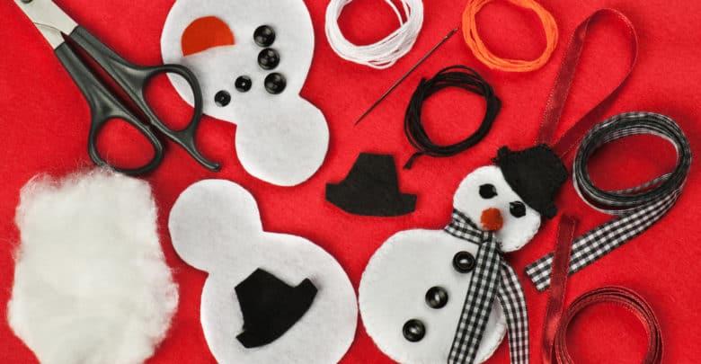 Julepynt: Juleklip og klistre