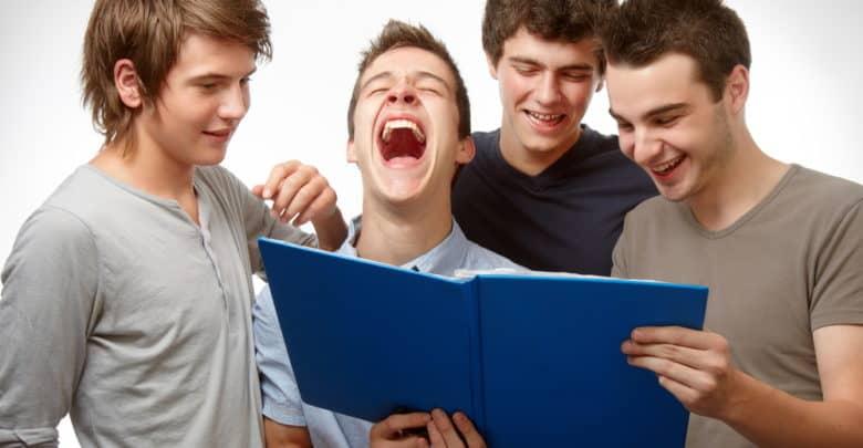 Sjove vittigheder og jokes
