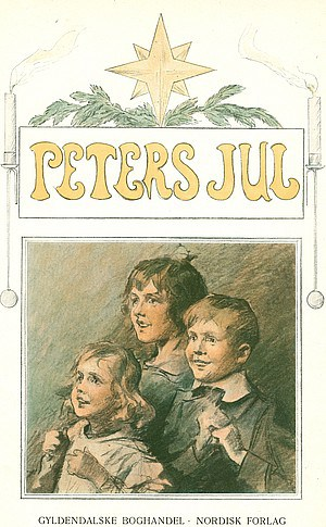 Peters jul forsideillustration