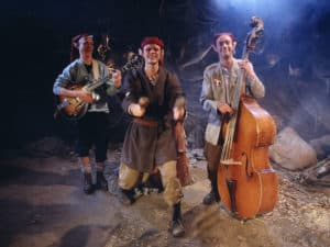 The Julekalender musik