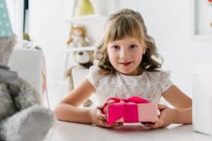 Mandelgaver til børn