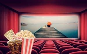 Gavekort til biografen