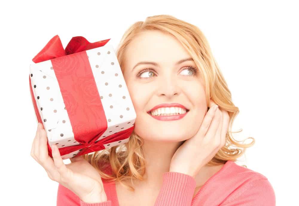 Sådan finder du den rette gave til hende