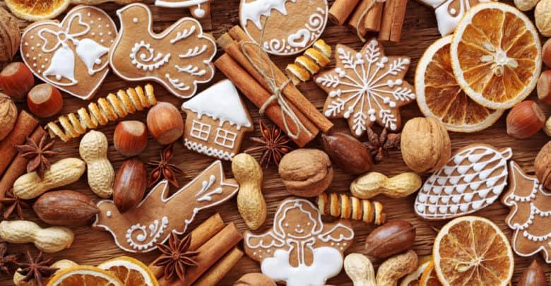 Julebag småkager