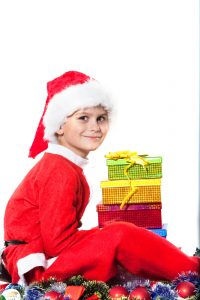 Julekostume til børn