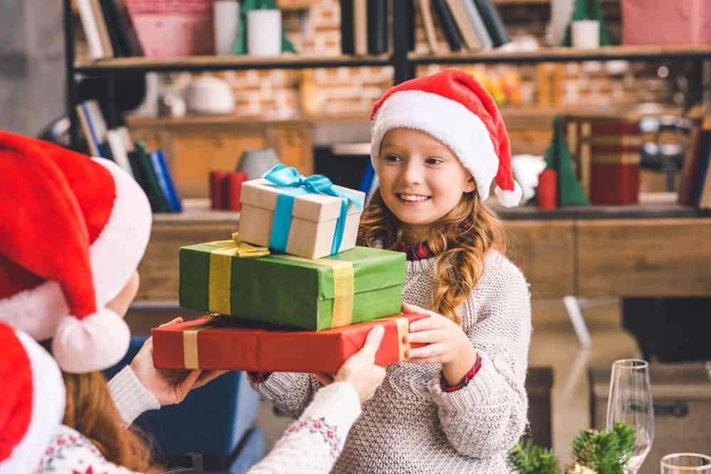 Juleønsker til børn