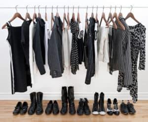 Tøj og accessories