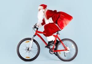 ønske til jul - ny cykel
