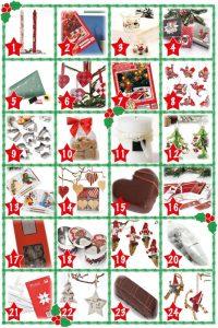 Kalender til hende der elsker julen