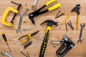 Værktøj i gave
