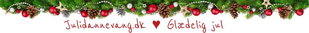 Jul I Dannevang