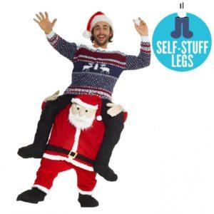 Bær mig julemand kostume