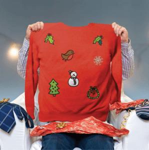 Lav din egen julesweater