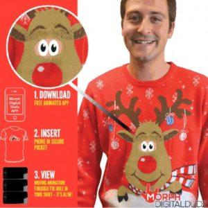 Rudolf julesweater