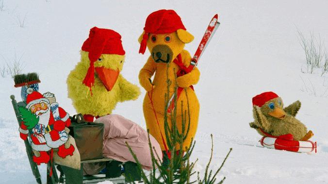 Bamses Julerejse - En DR Julekalender for børn