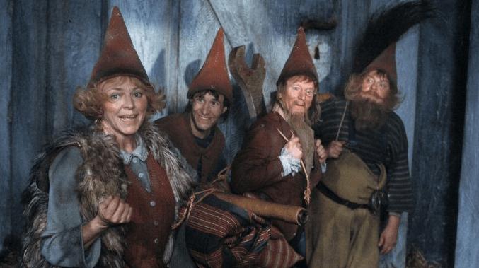 Jul på Slottet - En dejlig DR Julekalender